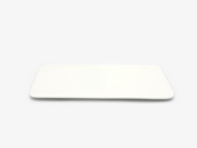 10CFPB Piatto piastra rettangolare 27x12.5cm6pz