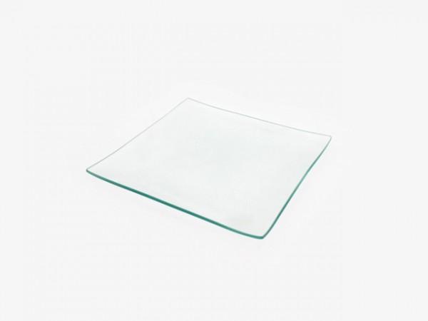 BLFP15 Transparent square plates 72pcs