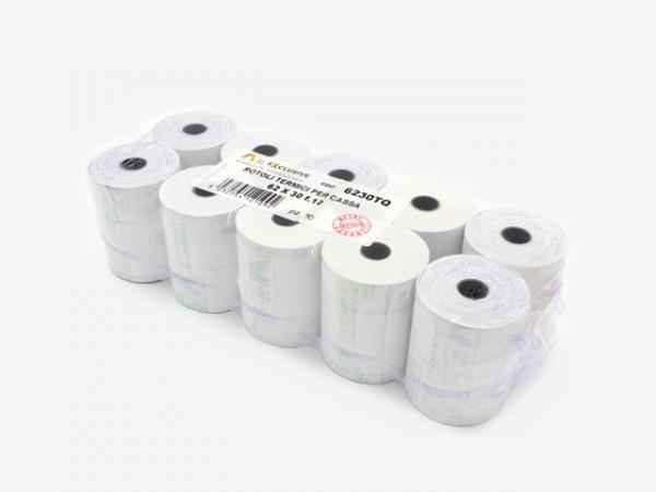 CS62 The bill thermal rolls 62mmx30m 50pcs