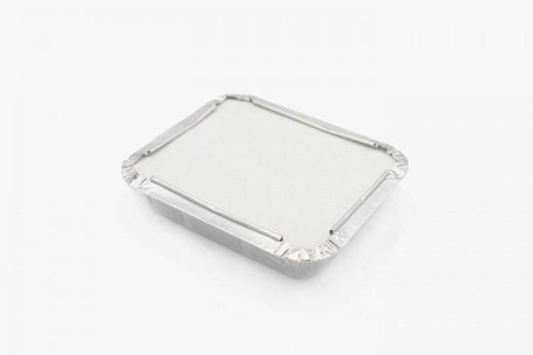 R09LG aluminum container 1 portion + cover 800pcs
