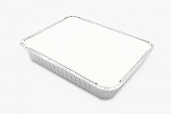 R51LG aluminum container 4 portions + cover 400pcs