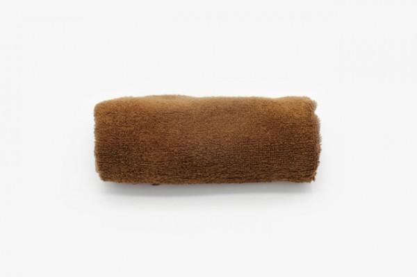 CMJ30X70Z Brown cotton towel 50pcs
