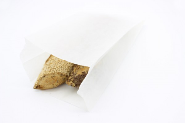 DZBFY bread paper bag 15x37+7.5cm 10kg