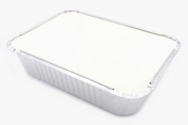 R36LG alluminum container 6 portions + cover 200pcs