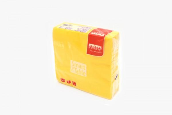 T33HG Yellow Napkins 33x33cm 1200pcs