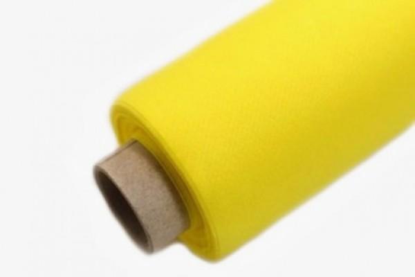 WFZB100G Non-woven yellow tablecloth 50pcs