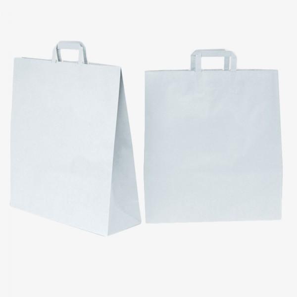 45x49B Paper shoppers 45x49x15cm 125pcs
