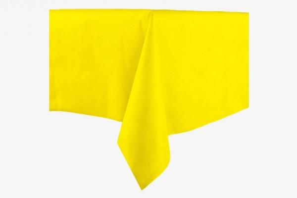 ZB150x250G Yellow tablecloth 150x250cm 30pcs