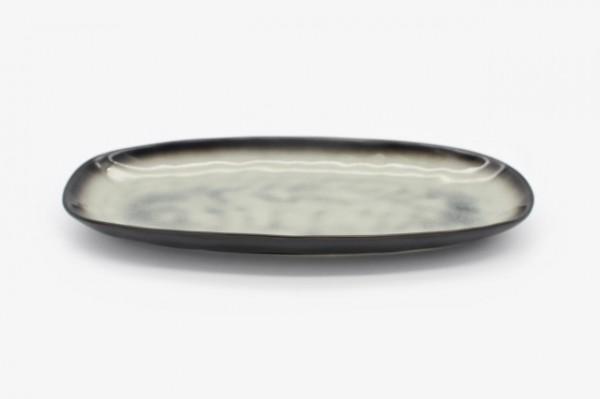 12TYPHS 椭圆盘金灰色 30cm 5个