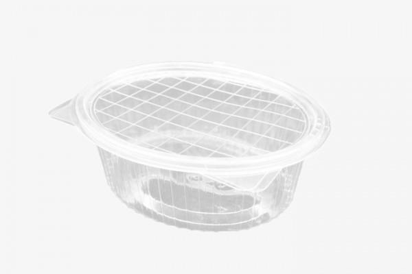2000G 透明塑料盒连盖 180只