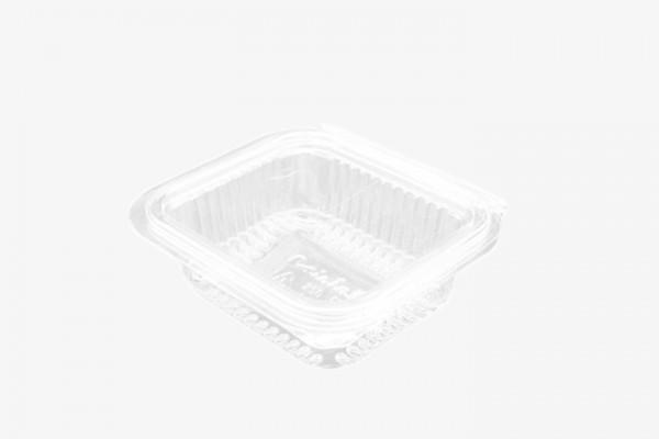 250CC 透明塑料盒连盖 700只