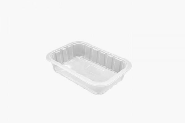 250ML 塑料透明美福盒 1400只