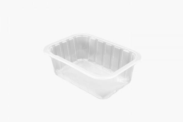 375ML 塑料透明美福盒 1400只