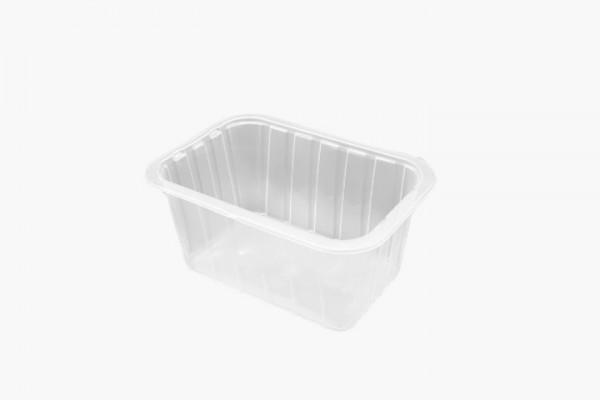 500ML 塑料透明美福盒 1400只