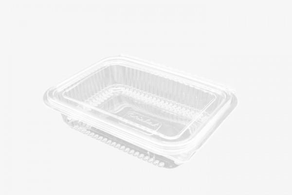 600CC 透明塑料盒连盖 400只