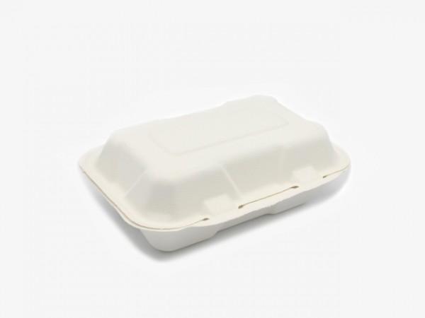 B034 纸浆长方盒 23.8x15.2x6.8cm 500只