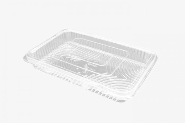CSF250 透明塑料盒连盖 200只