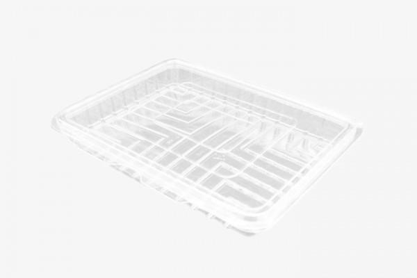 CSF300 透明塑料盒连盖 300只
