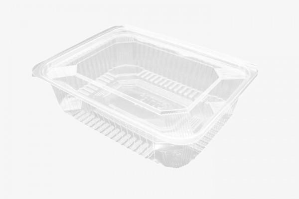 H45L 透明塑料盒连盖 400只
