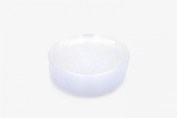 HS606  透明塑料盘 300只