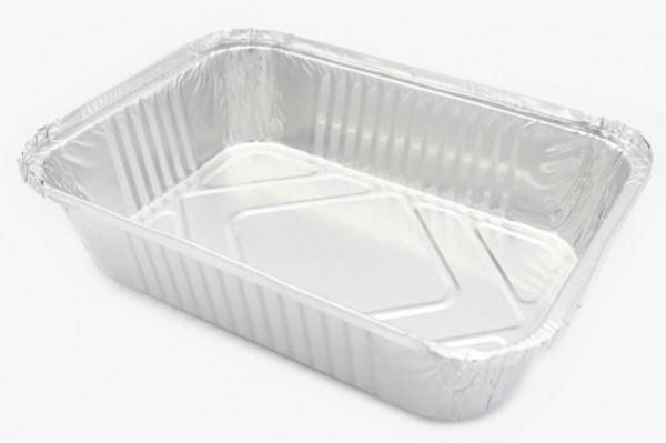 R36L 铝箔打包盒 六份盒 可加盖 400只