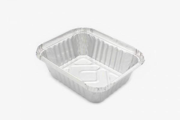 R46L 铝箔打包盒 一份盒 可加盖 3600只
