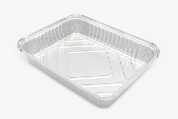 R51L 铝箔打包盒 四份盒 可加盖 800只