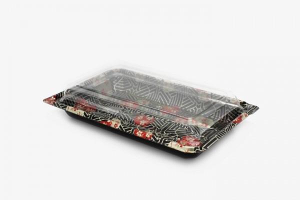 ZH007 印花寿司盒 400只