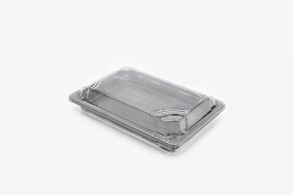 ZH1.0N 黑色寿司盒 500只