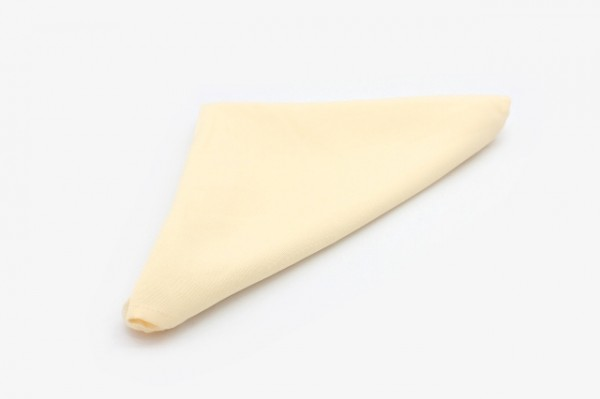 KJ50X50S 淡黄色口巾 40个