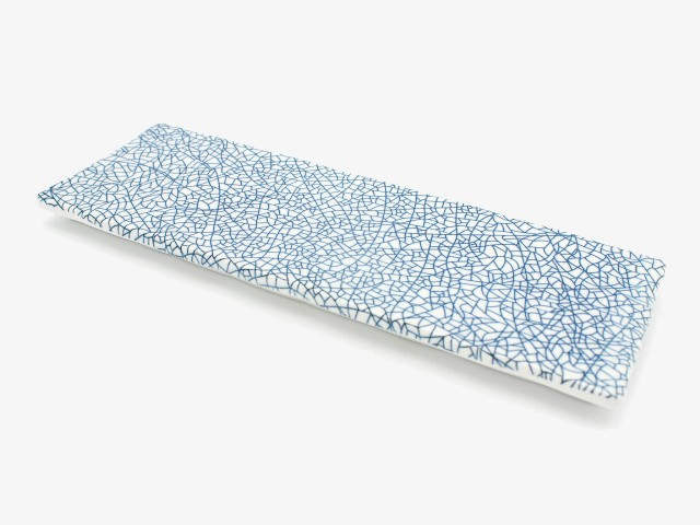 12BLCTP 大冰裂长条盘 31x11.5cm 4只