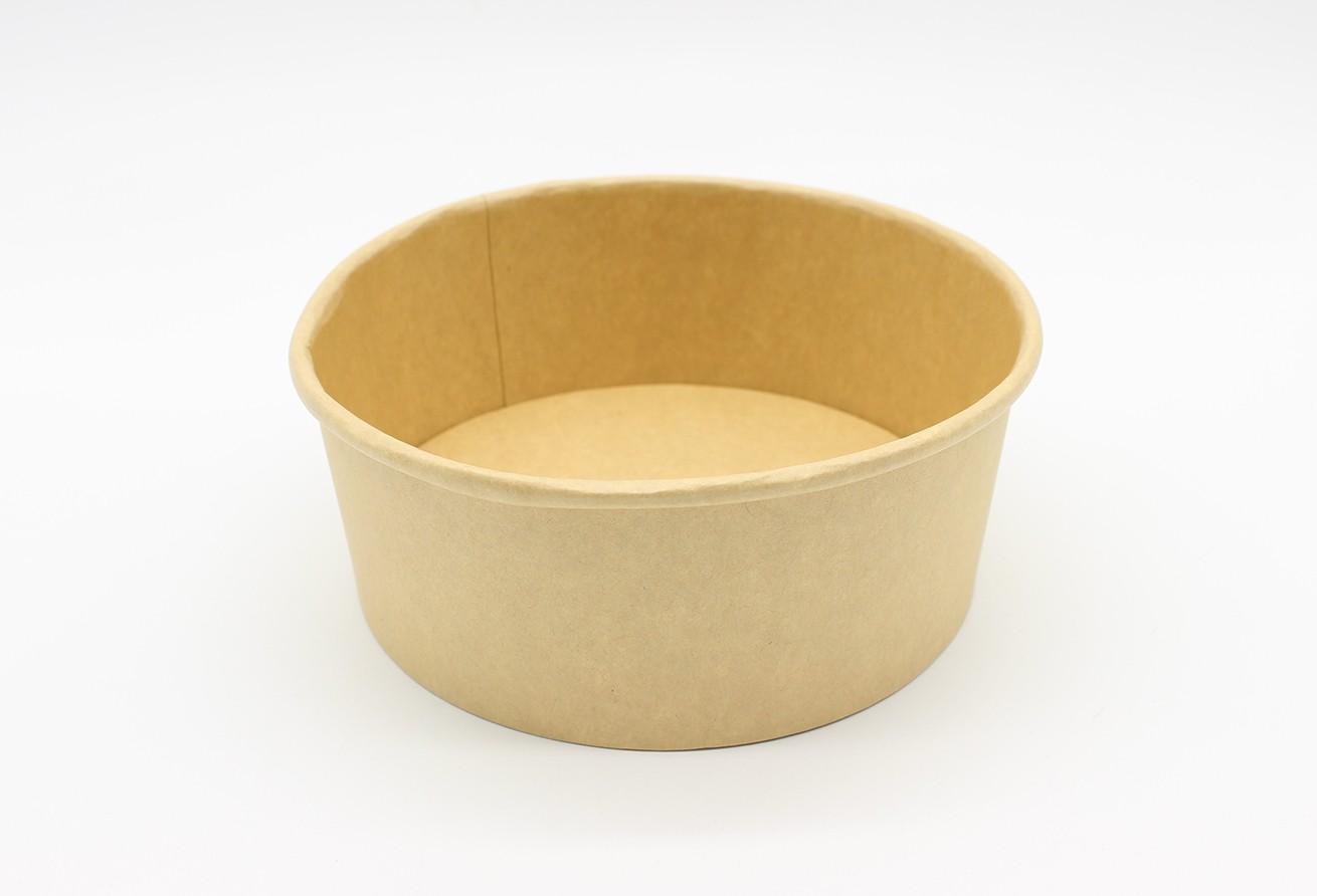 SL1300NP 竹色纸碗 (1300ML) - 300只