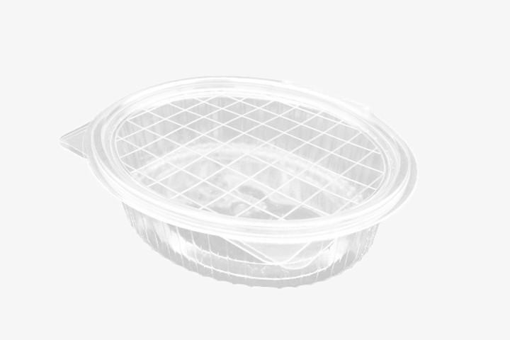 1500G 透明塑料盒连盖 200只
