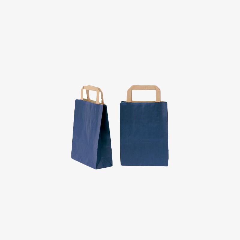 20x32BLU 手提纸袋 20x32x10cm 400个