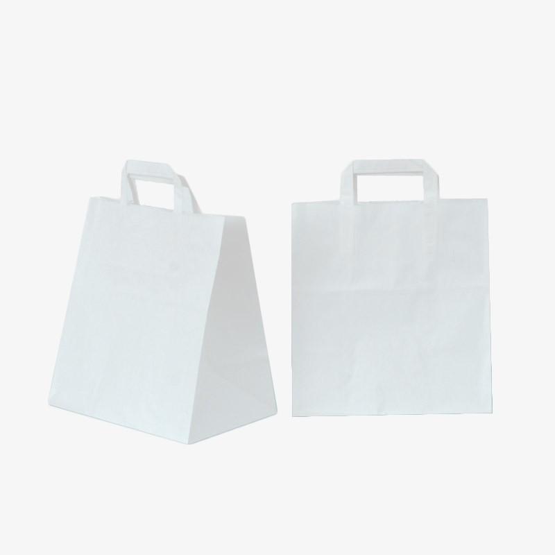 NPZD26x26B 白牛皮纸袋 26x26cm 400个