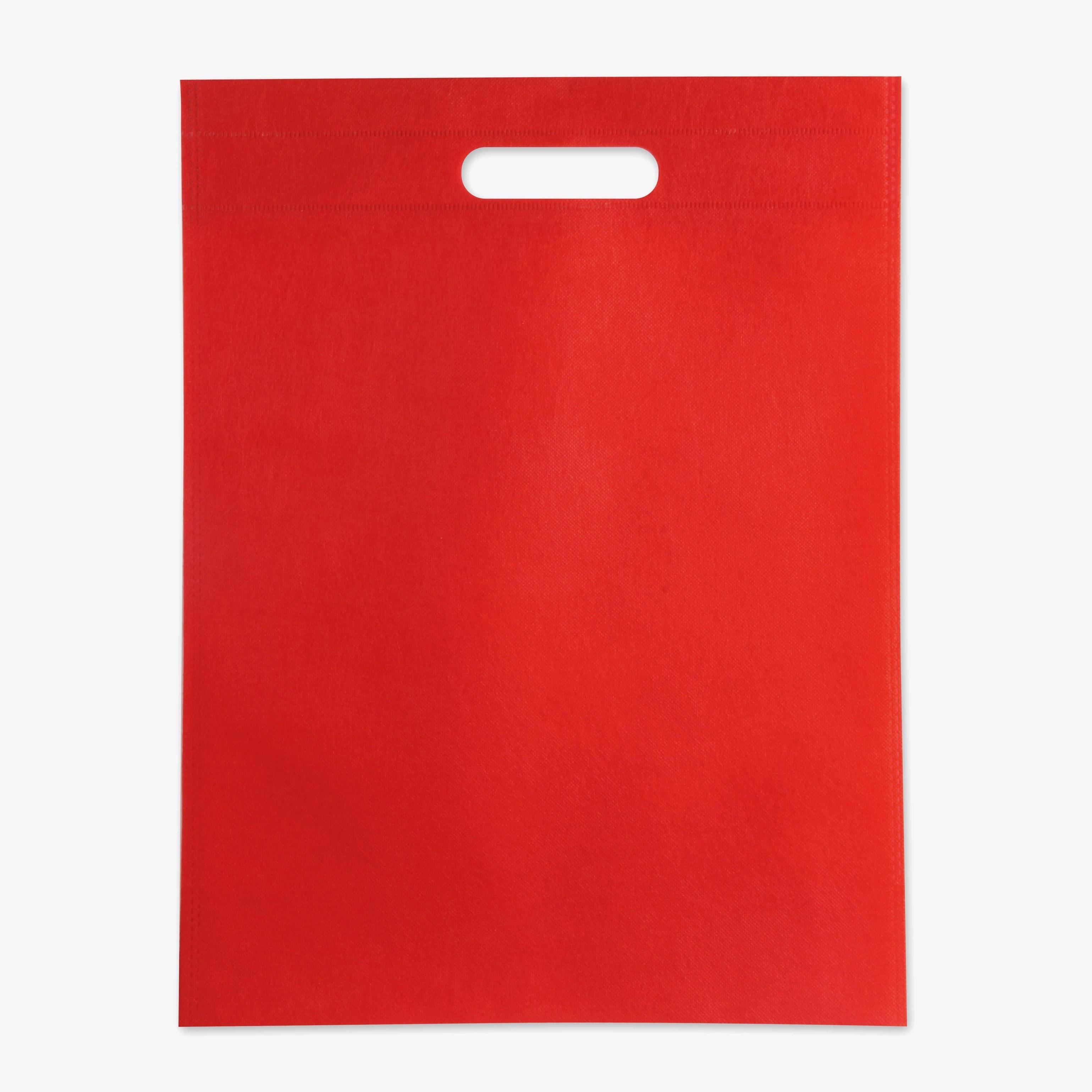 PKD35x50H 红色平口袋 35x50cm 150个