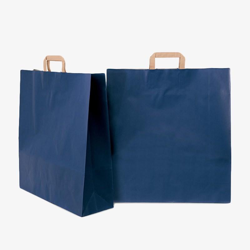 45x49BLU 手提纸袋 125个