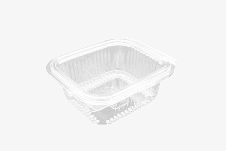 500CC 透明塑料盒连盖 600只