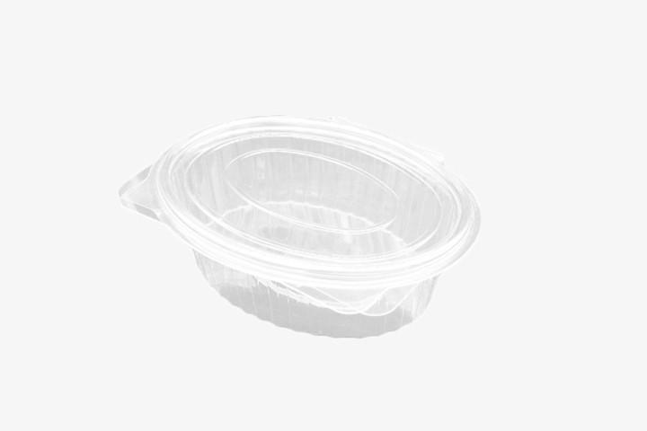 500G 透明塑料盒连盖 300只