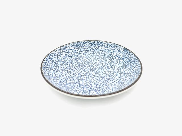 6.7BLYP 冰裂圆盘 直径16.5cm 9个