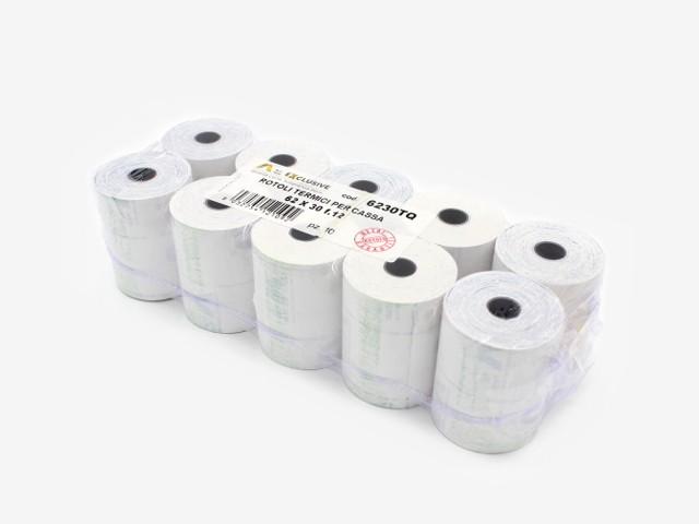 CS62 油墨纸收据单 62mmx30m 50个