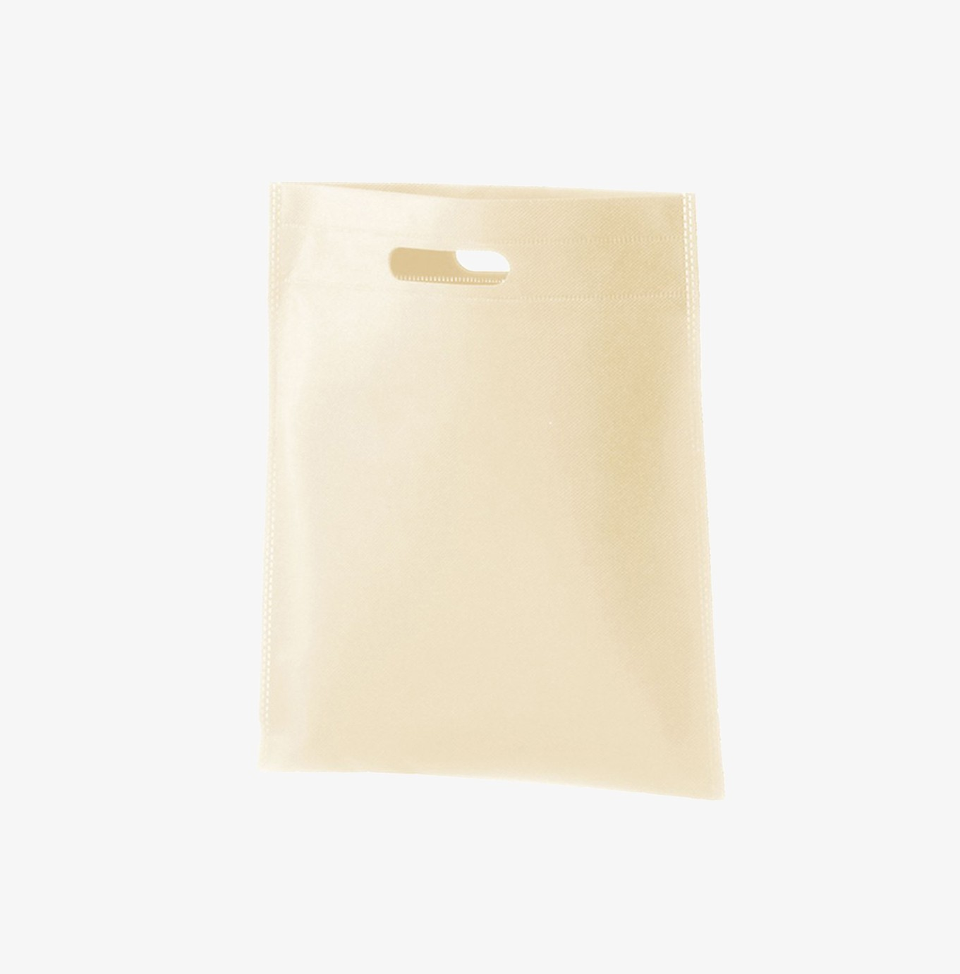 PKD40x55MB 米白色平口袋 40x55cm 100个