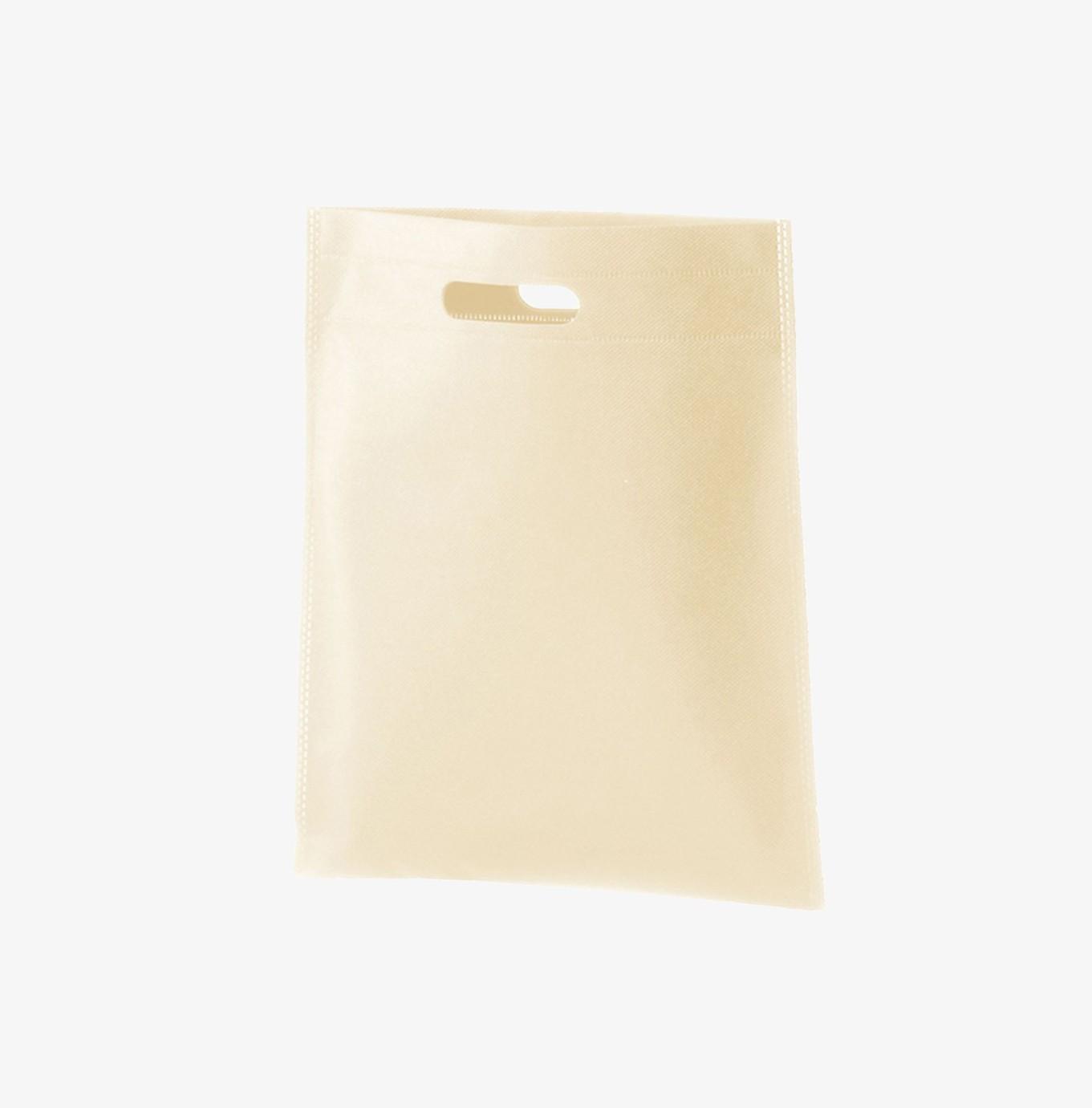 PKD50x60MB 米白色平口袋 50x60cm