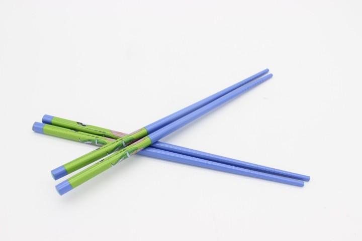SLCD 2深蓝彩单仙女筷 100双