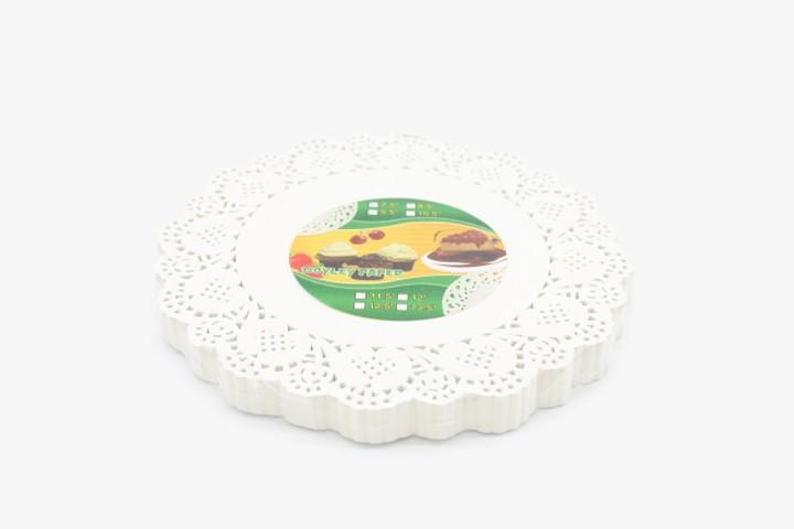 YXHDZ8.5 圆形花纸垫 21.5cm1600张