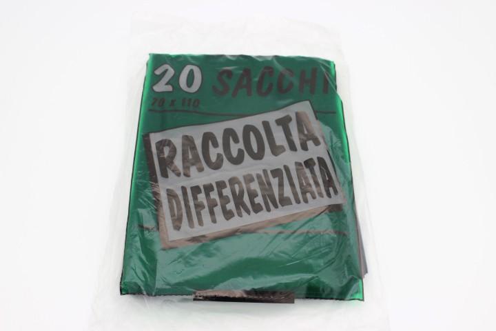 BHL70 黑色垃圾分类袋 400个 70x110cm 0.20g