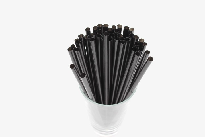 CHX1000 长黑色吸管 10000只