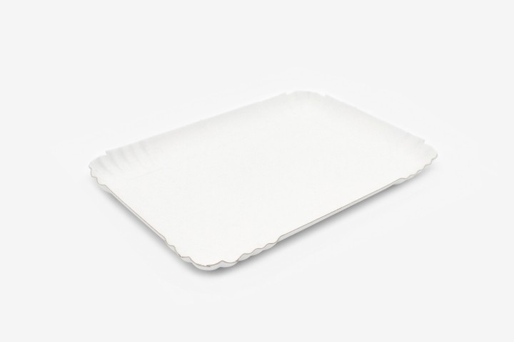 DZP5 白色大纸盘 26.5x18.5cm 5kg
