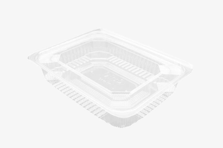 H30L 透明塑料盒连盖 400只
