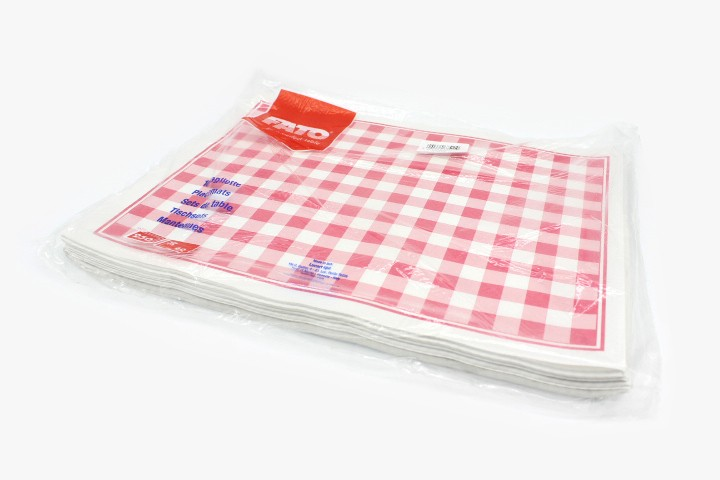 HGZDR 红格桌垫 30x40cm 2500张